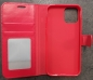 Preview: iPhone 12/12 Pro - Book Case - Rot
