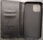 "Preview: iPhone 12 Pro Max - Book Case - Schwarz ""Lavann"""