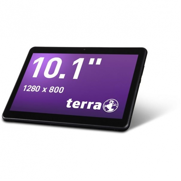 Terra Pad 1006 - 10.1 Zoll - Android 10 Tablet LTE schwarz
