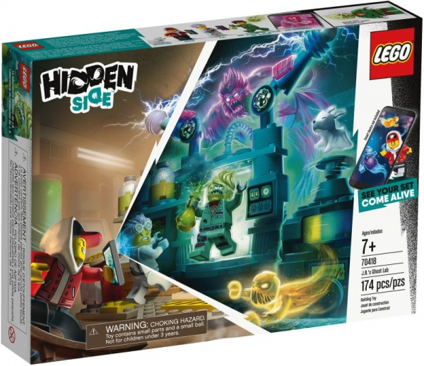 LEGO Hidden Side - J.B.´s Geisterlabor