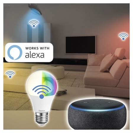 Hama WiFi LED Lampe